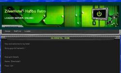 Screenshot of www.Zilverhotel.webs.com