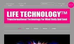 Screenshot of Life Technology�