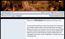 Screenshot of WWE Mayhem
