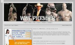 Screenshot of WWE Premier