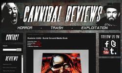 Screenshot of Cannibal Reviews
