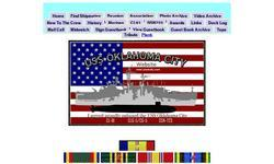 Screenshot of USS Oklahoma City