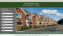 Screenshot of posthousing.com