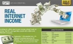 Screenshot of Real Internet Business