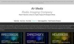 Screenshot of Air Media