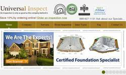 Screenshot of home inspection san diego