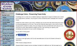Screenshot of Challenge Coin