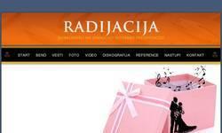Screenshot of grupa Radijacija
