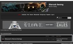 Screenshot of Warrock 0wning