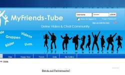 Screenshot of My Friends-Tube