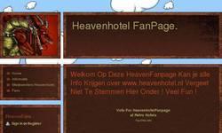 Screenshot of HeavenhotelFanpage