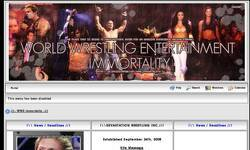 Screenshot of WWE Immortality