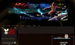 Screenshot of Avatar: New Beginnings