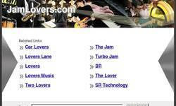 Screenshot of jamlovers Chatrooms