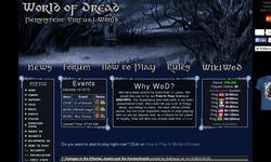 Screenshot of Ultima Online World of Dread