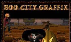 Screenshot of Boo City Graffix