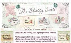 Screenshot of The Shabby Suite