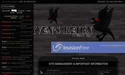 Screenshot of Rayven's Reign