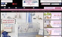 Screenshot of ABaby.com