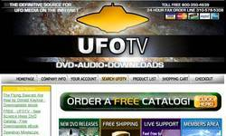 Screenshot of UFOTV