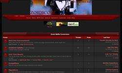 Screenshot of ZoidsCore