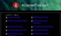 Screenshot of A Garden Tea Delivered