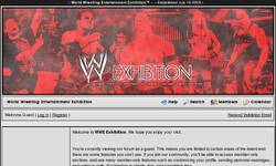 Screenshot of World Wrestling Entertainment Exhibition�