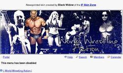 Screenshot of :| World Wrestling Action |: