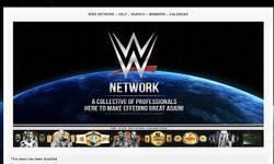 Screenshot of �� THE WWENTERTAINMENT NETWORK
