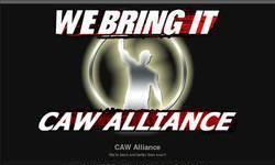 Screenshot of CAW Alliance Forums