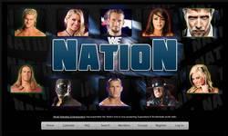 Screenshot of WWE Nation