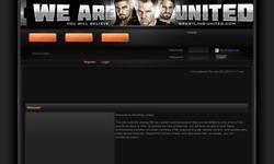 Screenshot of Wrestling United