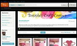 Screenshot of Bonnies Craft Corner