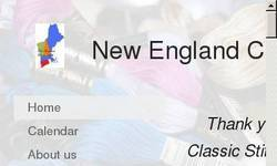 Screenshot of New England Classic Stitch