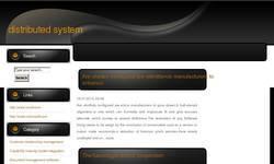 Screenshot of proffer html