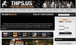 Screenshot of THPS.US