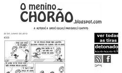 Screenshot of O Menino Chor�o