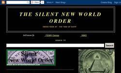 Screenshot of Silent New World Order
