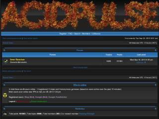 Screenshot of AcidPulse