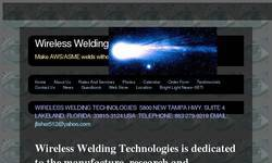 Screenshot of Wireless Welding Technologies