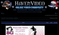 Screenshot of Suicide Girls - Videos and Images