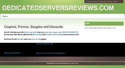 Screenshot of Buy Dedicated Servers
