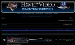 Screenshot of Haven Video
