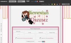 Screenshot of DREAMZ & GRAPHICS