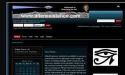 Screenshot of AlienExistence
