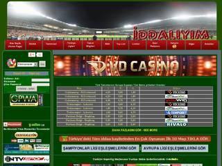 Screenshot of iddaliyim - iddaa & TopList