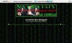 Screenshot of Le Cercles des Irr�ductibles Ufologues