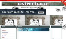 Screenshot of esintiler