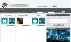 Screenshot of GamerZverse