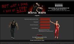 Screenshot of Mafia Mofo!